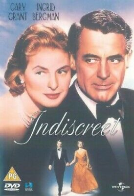 Indiscreet [DVD] - DVD  UMVG The Cheap Fast Free Post