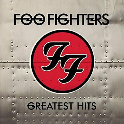 Foo Fighters - Foo Fighters Greatest Hits - Foo Fighters CD 7EVG The Cheap Fast