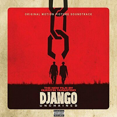 Soundtrack - Quentin Tarantino's Django Unchained Origin... - Soundtrack CD 82VG