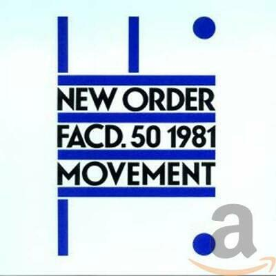 New Order - Movement - New Order CD IOVG The Cheap Fast Free Post The Cheap Fast