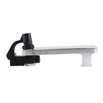 90X Optical Zoom Camera Clip Telescope Microscope Lens for Universal Cell Phone