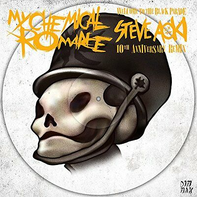 My Chemical Romance Welcome To The Black Parade Steve Aoki Vinyl Picture Disc