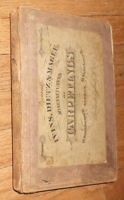 1874 Antique Book - Gazetteer of Railway Stations in the United States - 1st ed