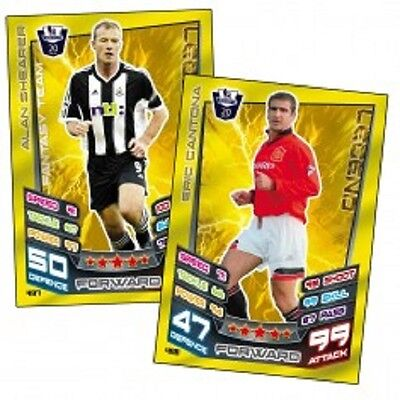 Match Attax 2012/2013  2012/13 Legend  Cards       By Topps       Choose