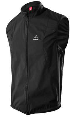 Löffler Men's BIKE VEST BIKE Vest WS ACTIVE black
