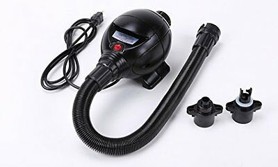 Electric Air Pump Perfect for Inflating Bubble Soccer Balls & Air Beds