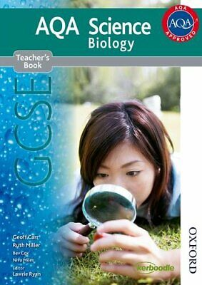AQA Science GCSE Biology Teacher's Book (2011 speci... by Miller, Ruth Paperback
