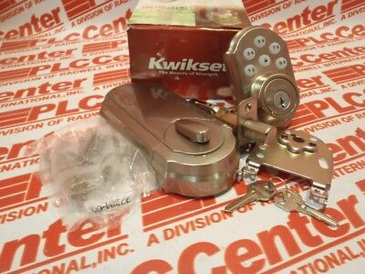 Kwikset Corporation 909-15-Smt-Cp / 90915Smtcp (Used Tested Cleaned)