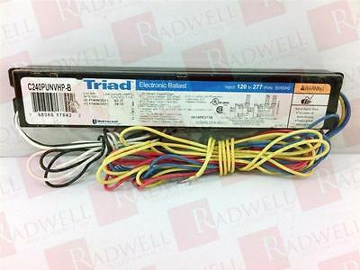 TRIAD MAGNETICS C240PUNVHP-B (Used, Cleaned, Tested 2 year warranty)