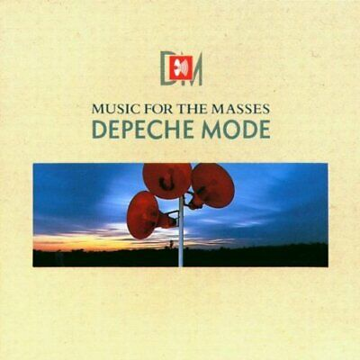Depeche Mode - Music For The Masses - Depeche Mode CD A9VG The Cheap Fast Free
