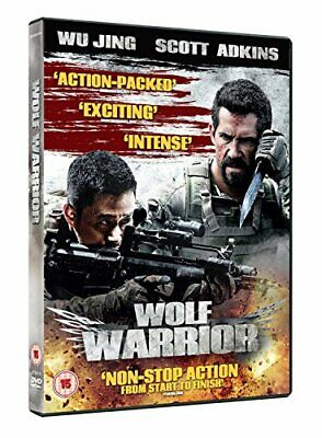 Wolf Warrior [DVD] - DVD  UUVG The Cheap Fast Free Post
