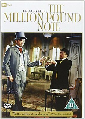 The Million Pound Note [DVD] - DVD  BUVG The Cheap Fast Free Post