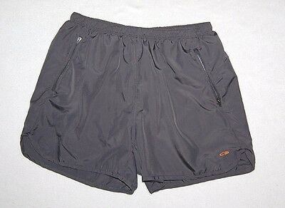 CHAMPION*Mens/Womens gray unisex athletic jogging fitness workout shorts*MEDIUM