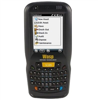 Wasp DT60 Mobile Computer with QWERTY Keypad 633808928117