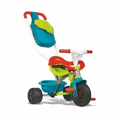 Smoby Kids Children Be Move 3 Wheel Comfort Ride On Trike Tricycle Bike New