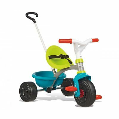Smoby Kids Children Be Move Ride On Trike Tricycle - Blue New
