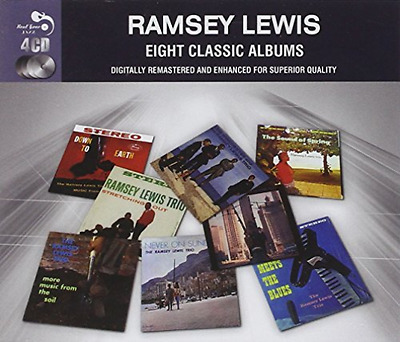 Ramsey Lewis-8 Classic Albums  CD NEW