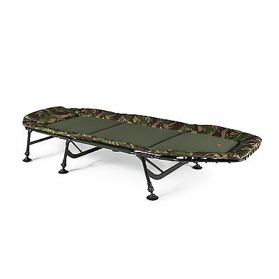 Cyprinus Carp Fishing Bedchair Base Camp Standard Size & FREE MEMORY FOAM PILLOW