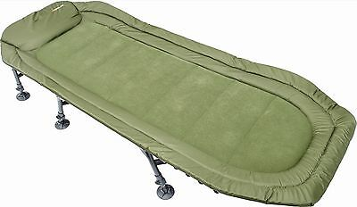 Brand New! Leeda Rogue 3 leg Carp Fishing bed Bedchair Q1030
