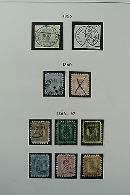 Lot 26986 Collection stamps of Finland 1856-1993.