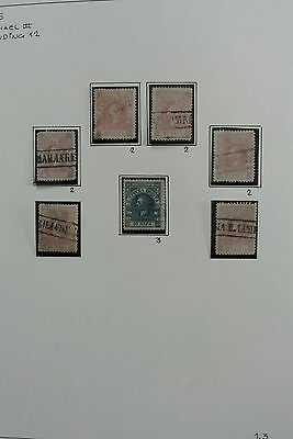 Lot 26950 Specialised collection stamps of Serbia 1866-1943
