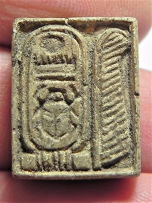Zurqieh -Af2043-  Ancient Egypt - New Kingdom, 1400 B.c . Steatite Seal