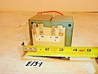 24 Volt Control Transformer 2 Secondary's 115 Or 230V Primary New
