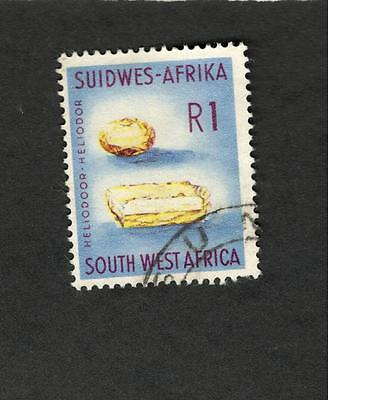South West Africa  SC #280  HELIODOR used stamp