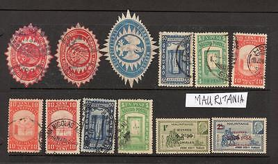 Collection Of Mauritania Revenues / Fiscals