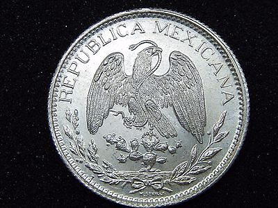 Mexico Revolutionary 1 Peso Army Of The North 1915 Called Sevilla-Sevilla, BU!