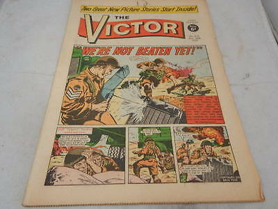 THE VICTOR COMIC No 475 ~ Mar 28th 1970 ~ We're Not Beaten Yet