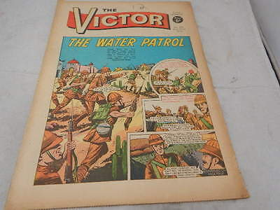 THE VICTOR COMIC No 496 ~ Aug 22nd 1970 ~ The Water Patrol