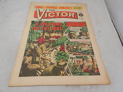 THE VICTOR COMIC No 501 ~ Sept 26th 1970 ~ A Welcome On The Mat