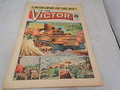THE VICTOR COMIC No 505 ~ Oct 24th 1970 ~ Mule Trouble For Stobo
