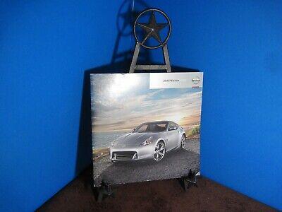 """2010 Nissan 370Z Coupe Dealer Brochure Deal With """"free U.s. Shipping Too!!!!"""""""