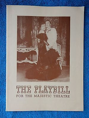 The Merry Widow - Majestic Theatre Playbill - November 7th, 1943
