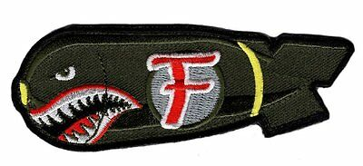 Dropping F Bomb WW 2 Style Tactical morale Hook Patch