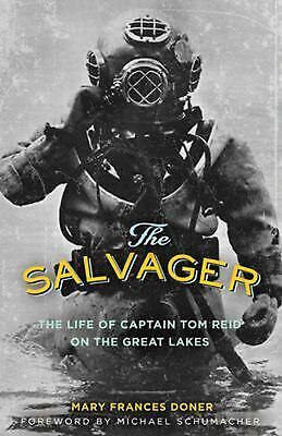 The Salvager by Mary Frances Doner Paperback Book