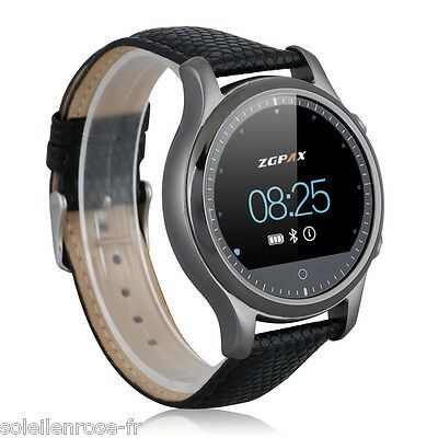 Smart Watch ZGPAX Bluetooth Reloj Inteligente Call/SMS para Móvil Android iphone