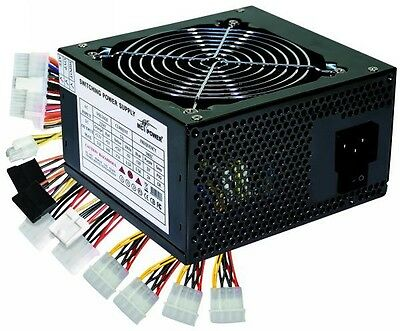 PC Power supply Computer 230V 500watts ATX Prime 648161