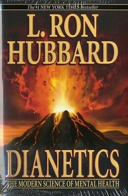 Dianetics: The Modern Science of Mental Health (Paperback), Hubba. 9788779897717