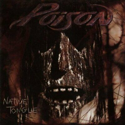 Poison - Native Tongue - Poison CD I1VG The Cheap Fast Free Post The Cheap Fast