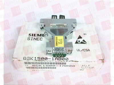 Siemens 6Gk1500-1Ab00 / 6Gk15001Ab00 (Used Tested Cleaned)