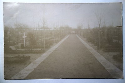 Villers  les Royes Friedhof  Frankreich 1. WK  Somme Offensive St. Mard - Roye