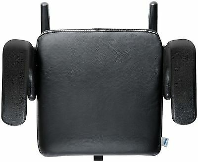 Clek Olli Booster Seat w/ LATCH System in Cooper With Supple Black Leather New