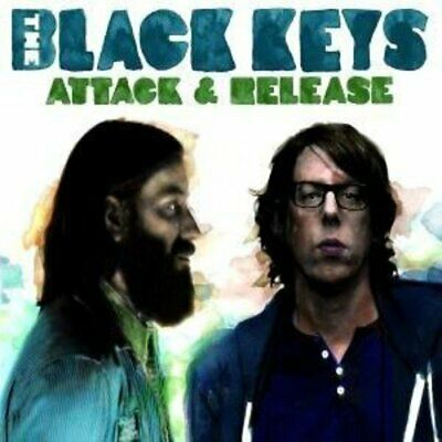 The Black Keys - Attack and Release - The Black Keys CD X0VG The Cheap Fast Free