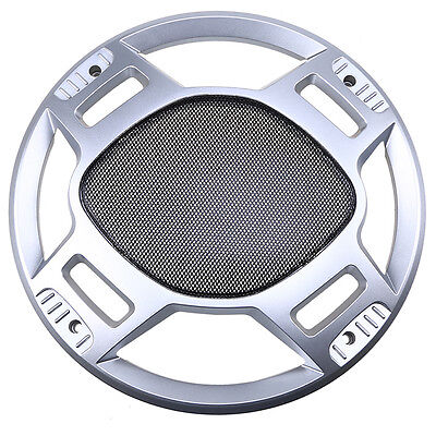 1x Car Audio Speaker Mesh Sub Woofer Grill Cover Protector For 12 inch Subwoofer