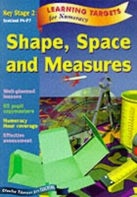Shape, Space and Measures: Key Stage 2 (Learning ... by Clemson, Wendy Paperback