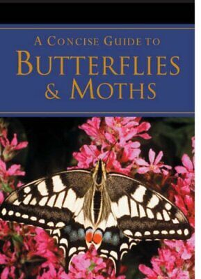 A Concise Guide to Butterflies (Pocket Guides) by Parragon Hardback Book The