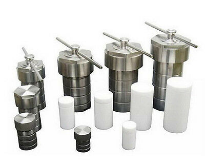 Hydrothermal Autoclave Reactor + Teflon Chamber Synthesis 25ml,100ml,200ml,300ml
